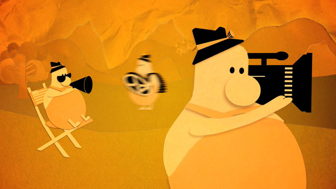 Tag des Salzburger Film Animation FH Salzburg