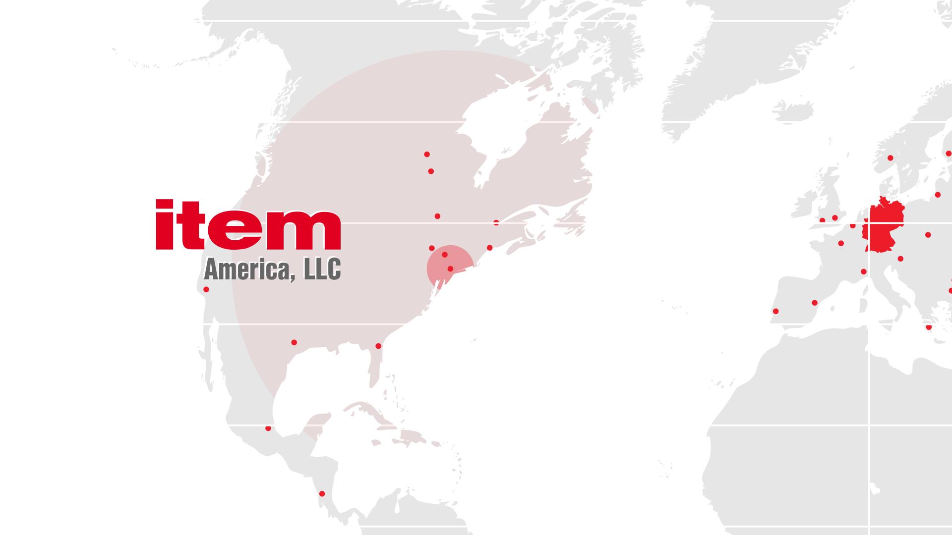 item24 – aluminium profile animation item america llc map