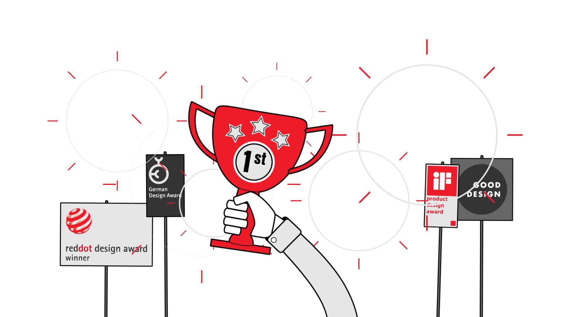 item24 – aluminium profile animation award