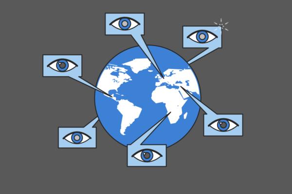 Katarakt OP Animation Augen Erde