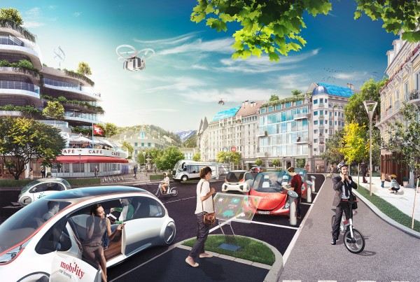 Mobility – Swiss City 2030