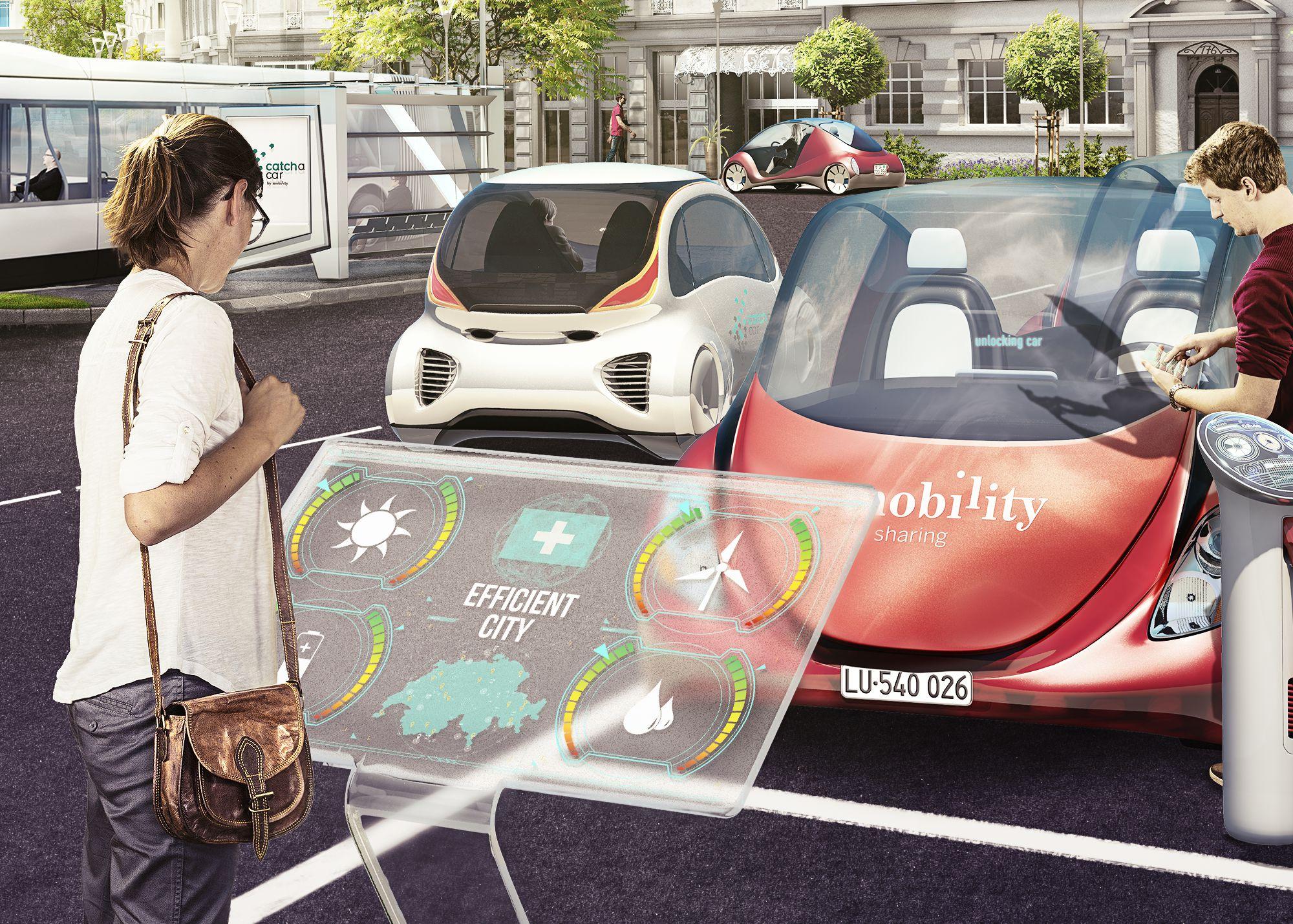 Effiziente Stadt, Elektromobilität