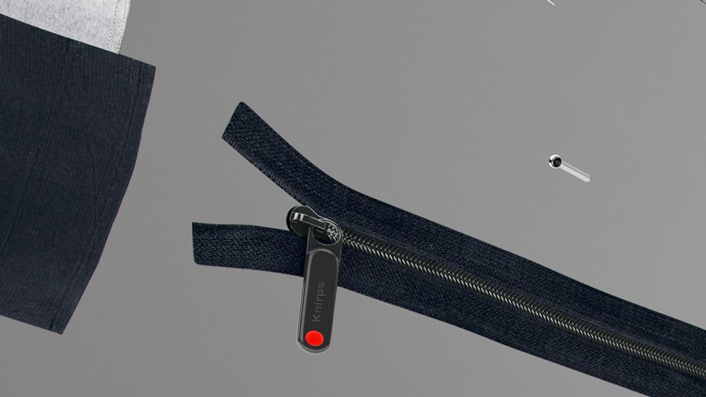 Knirps T.220 Zerlegter Taschenschirm